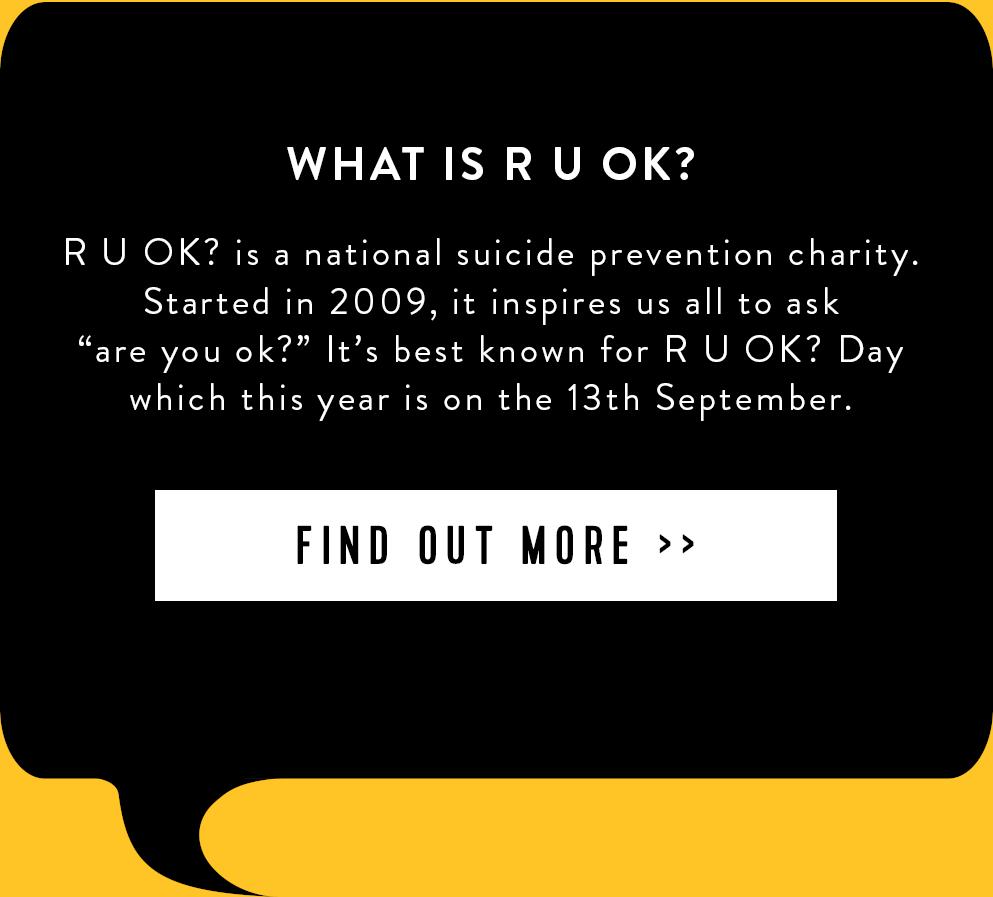 RU OK