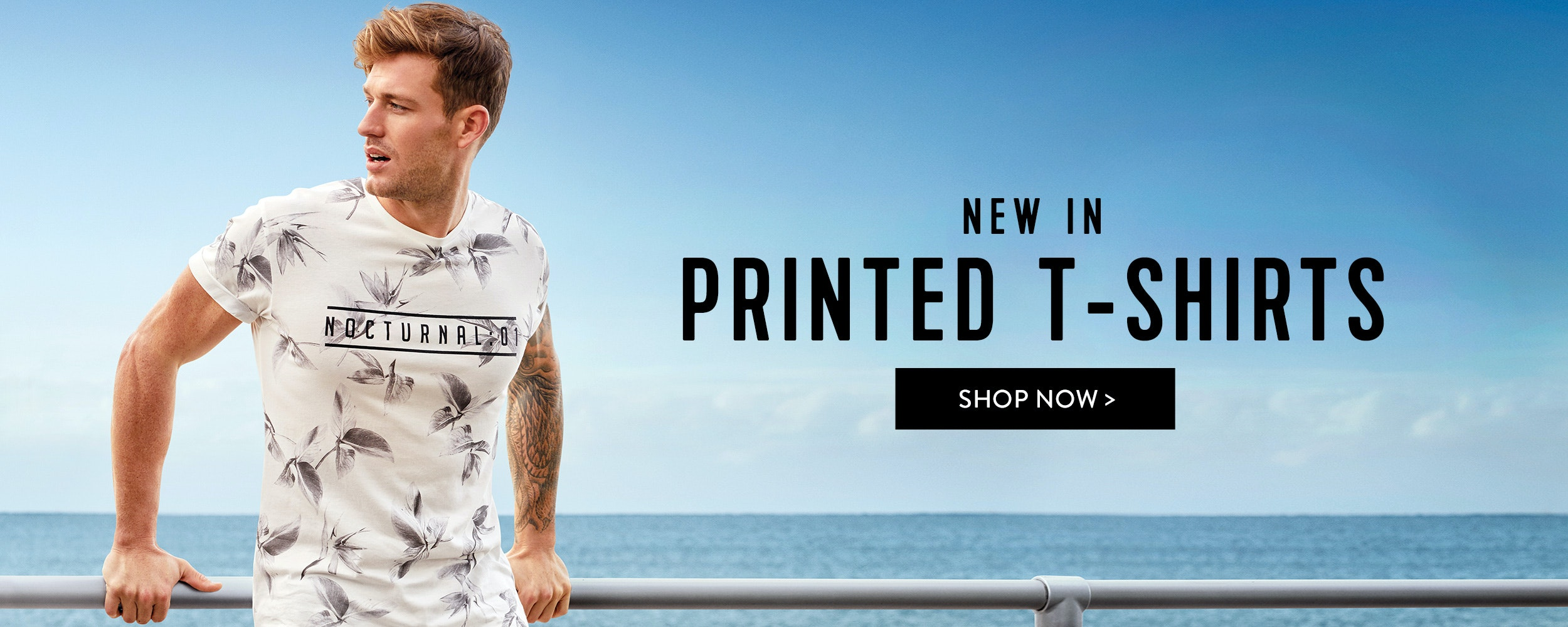 Printed T-shirts: Score 2 for $50