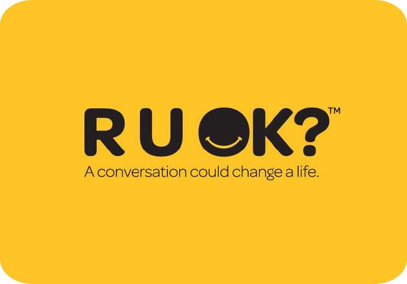 R U OK