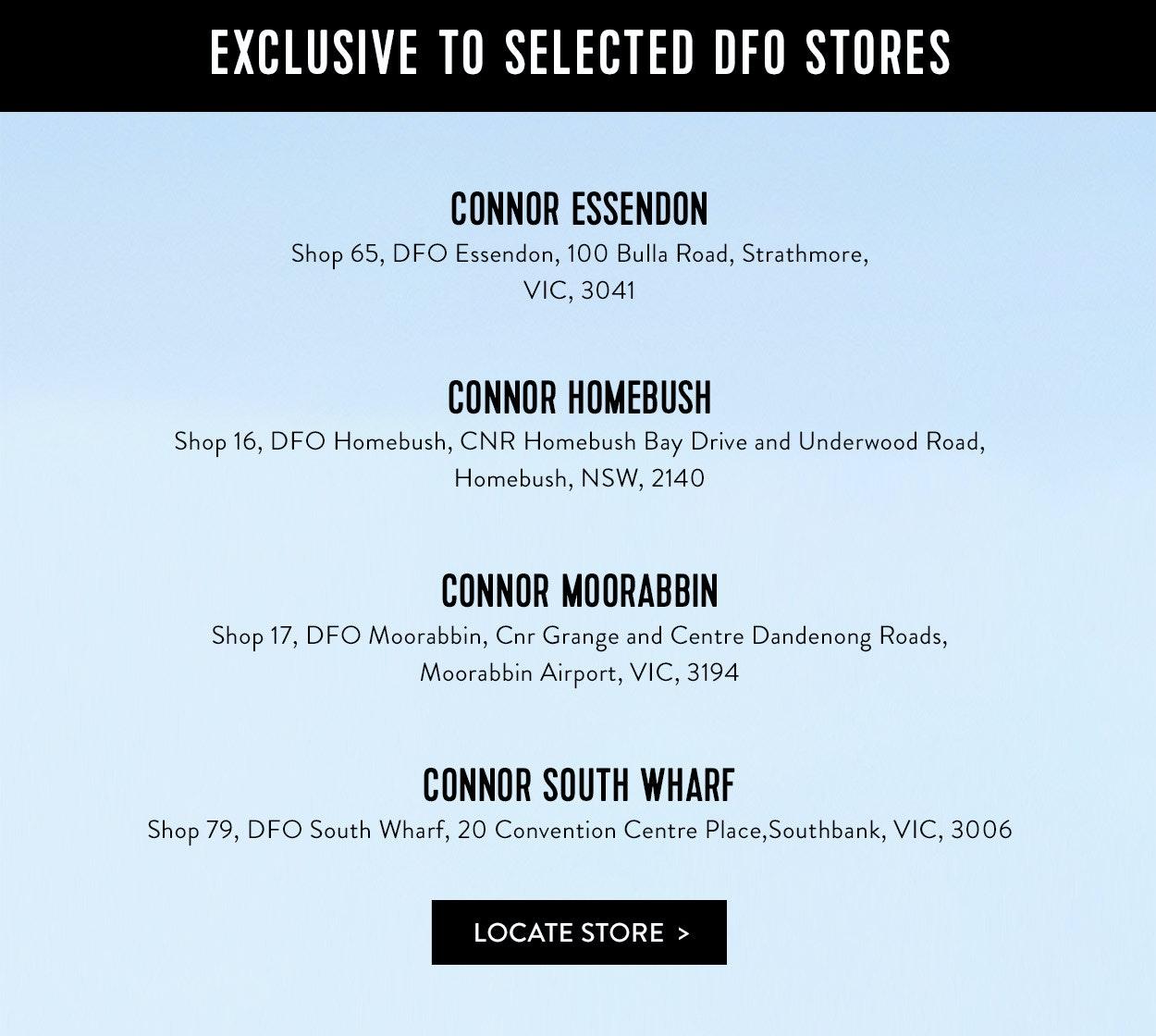 DFO Stores