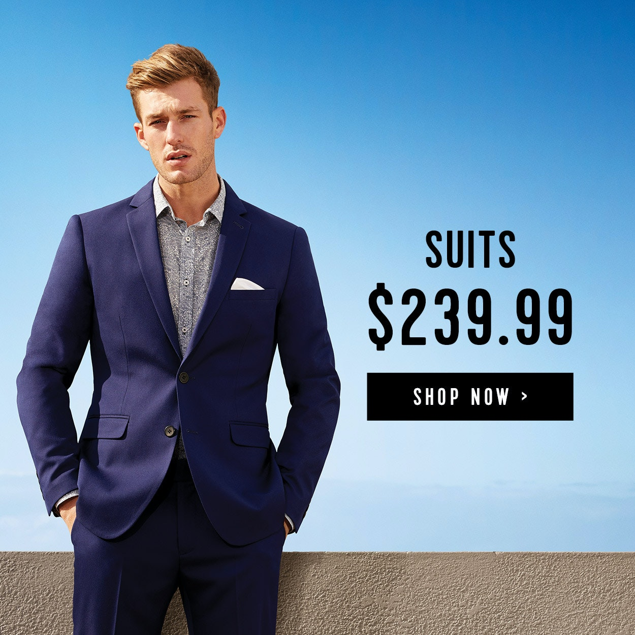 Suits from $239.99