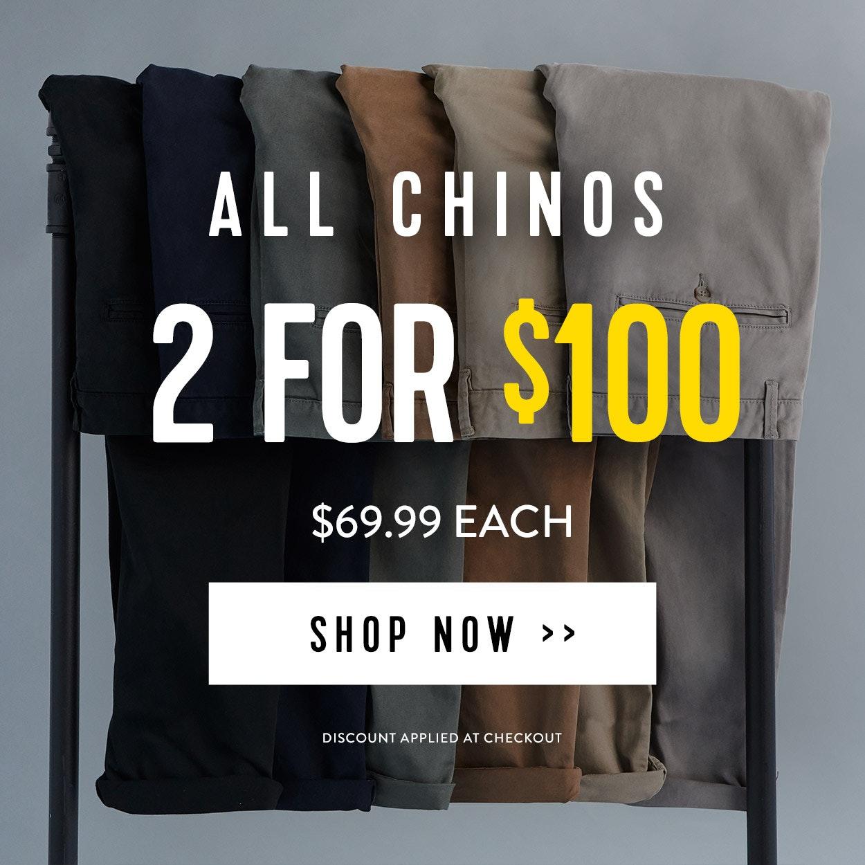 """""""Chinos"""