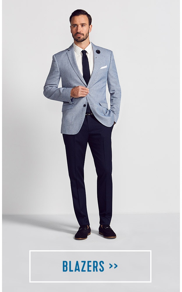 Shop our Mens Smart Casual Blazers