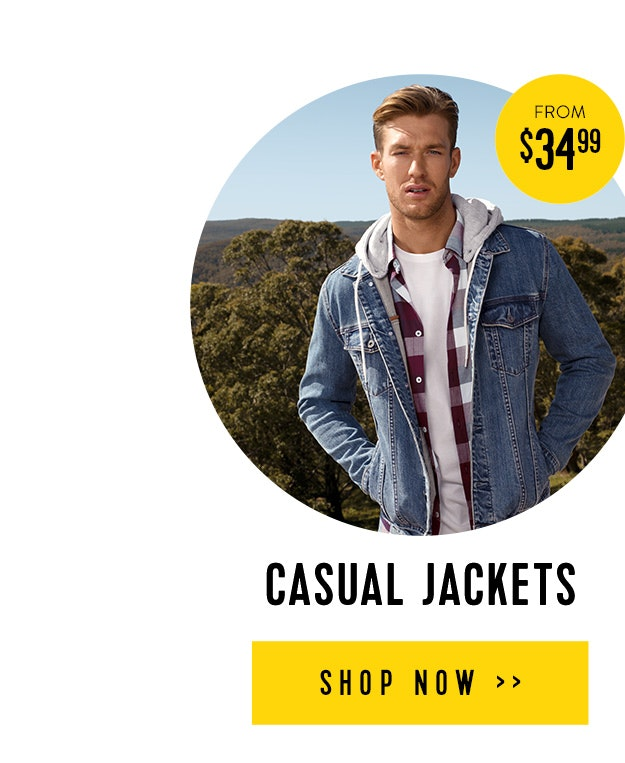 Connor Sale Jackets