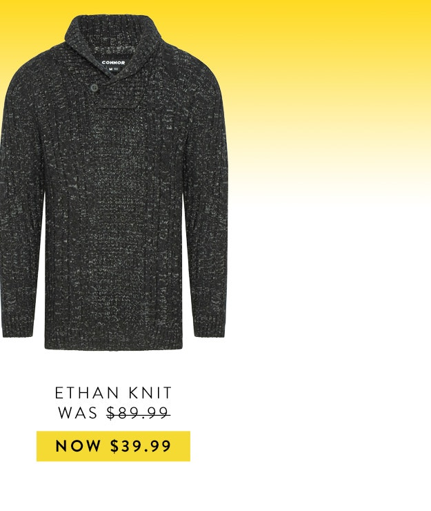 Connor Ethan Knit