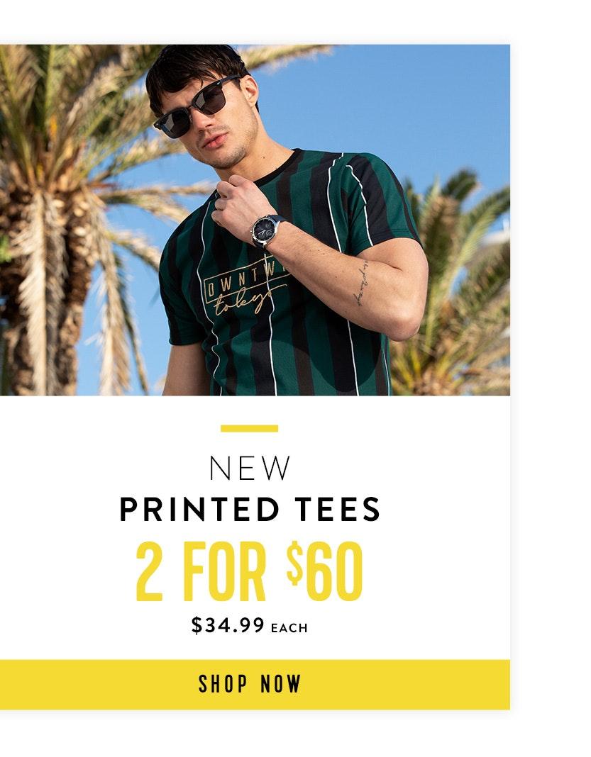 Shop New T-Shirts