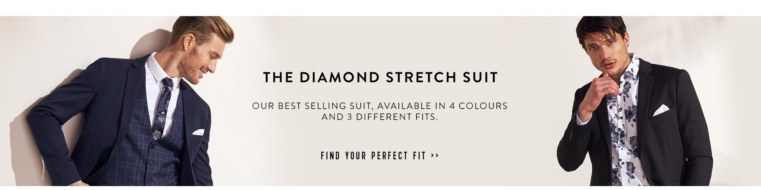 Shop Diamond Suit