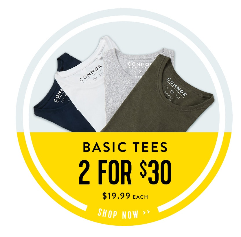 Shop Basic Tees