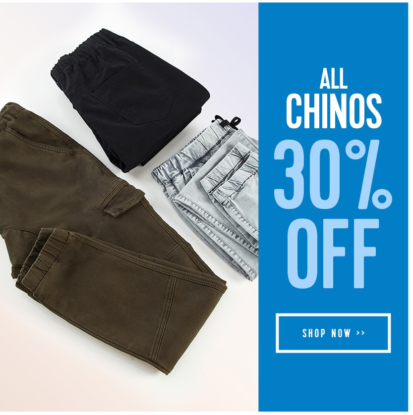 Shop Chinos