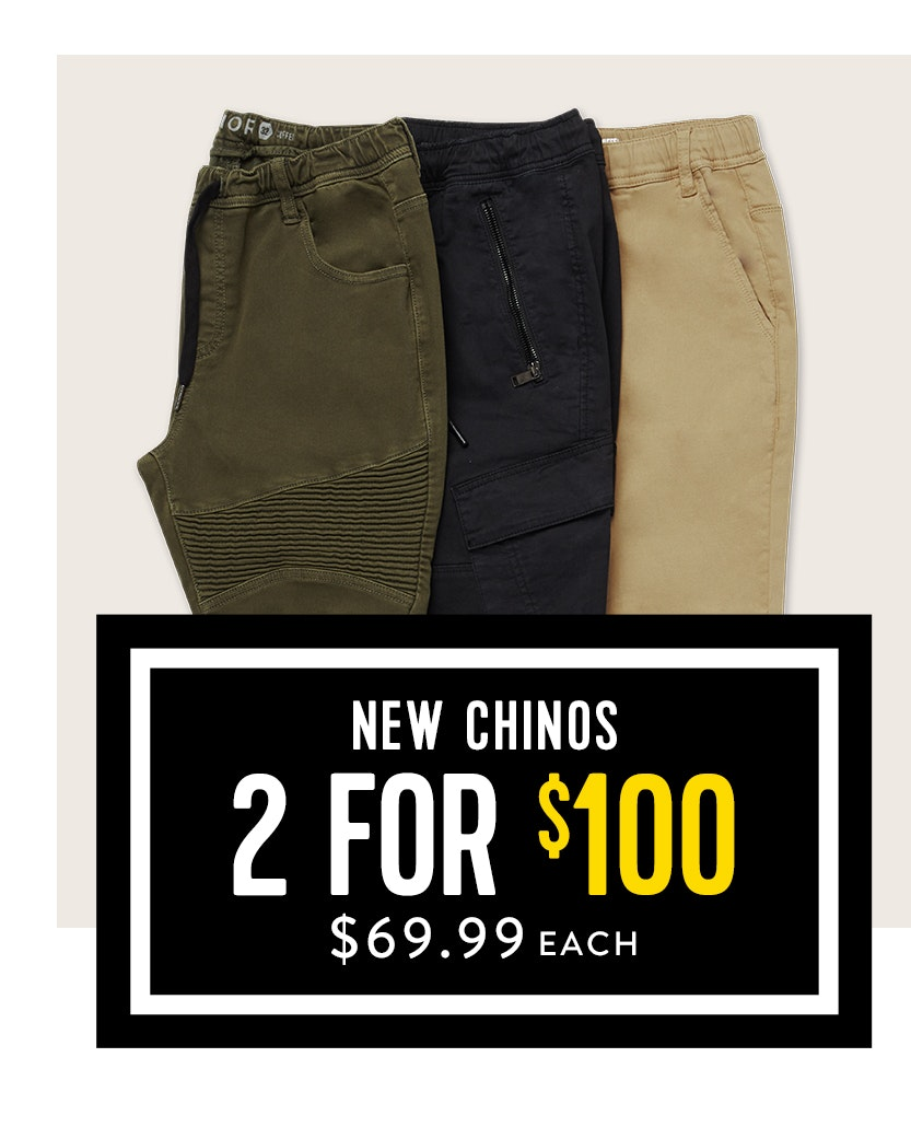 Shop Sale Chinos