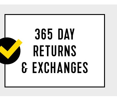 365 returns & exchanges