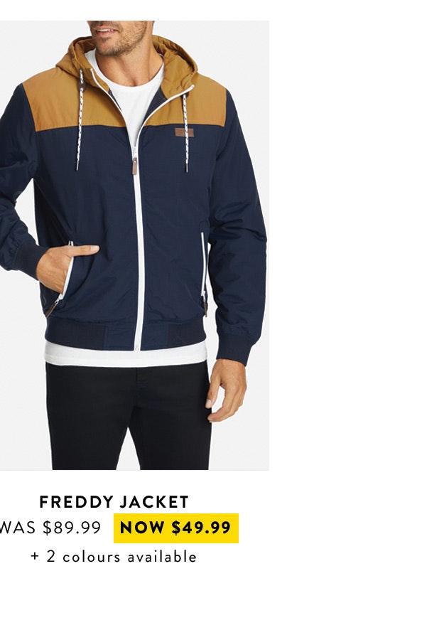 Shop the Freddy Jacket