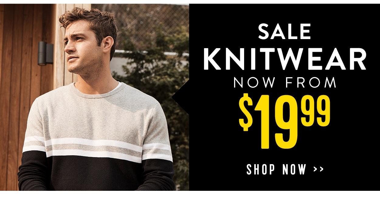 Sale Knitwear npow from $19.99