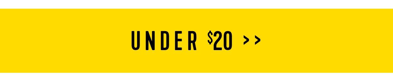 Shop sale under $20