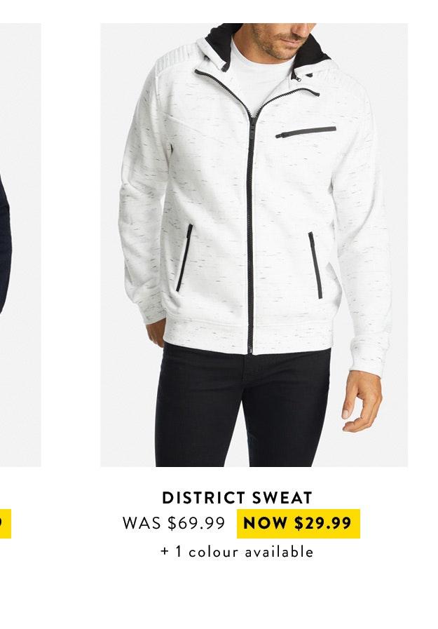 Shop the District Sweat