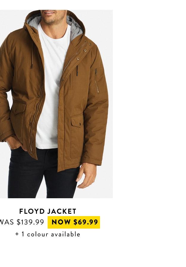 Shop the Floyd Jacket