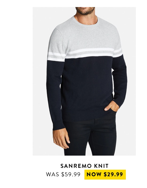 Shop the sanremo knit