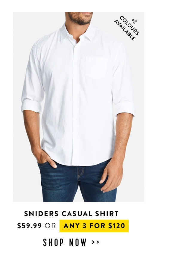 Shop Sniders Casual Shirt