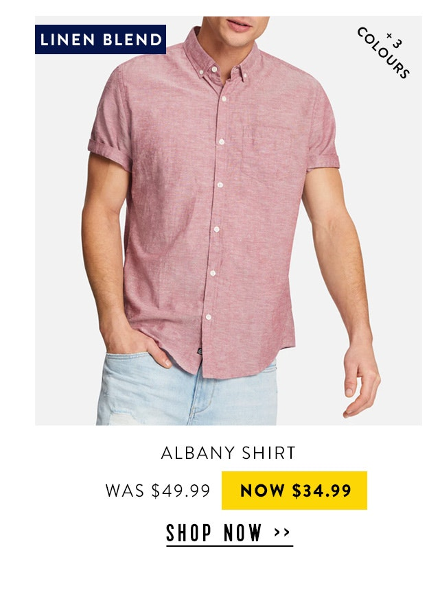 Albany Short Sleeve Shirt