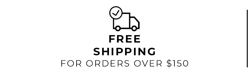 $5 Shipping on all orders, free over $80