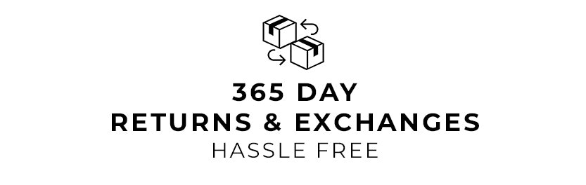 Hassle Free Returns & Exchanges