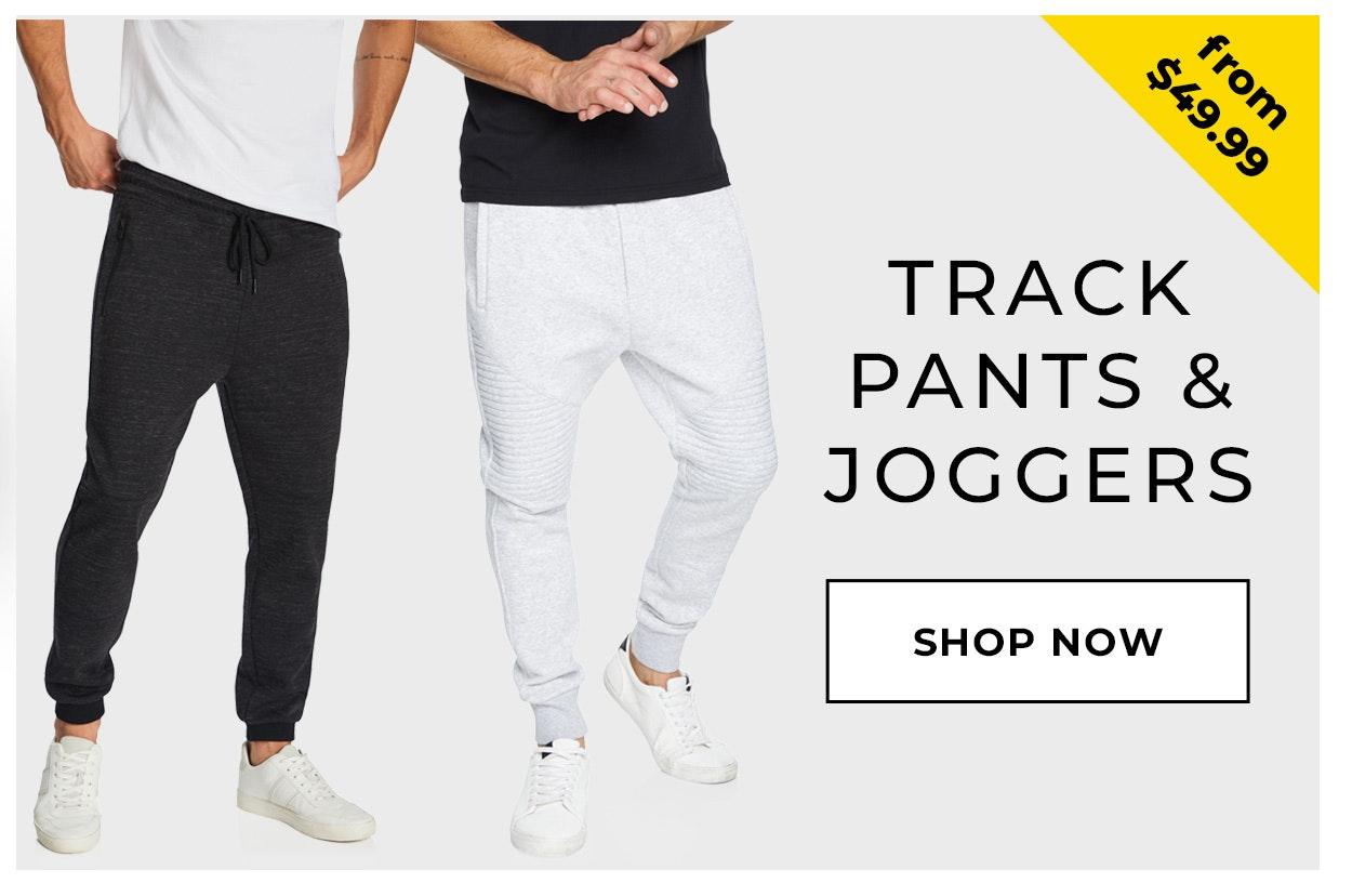 New Track Pants