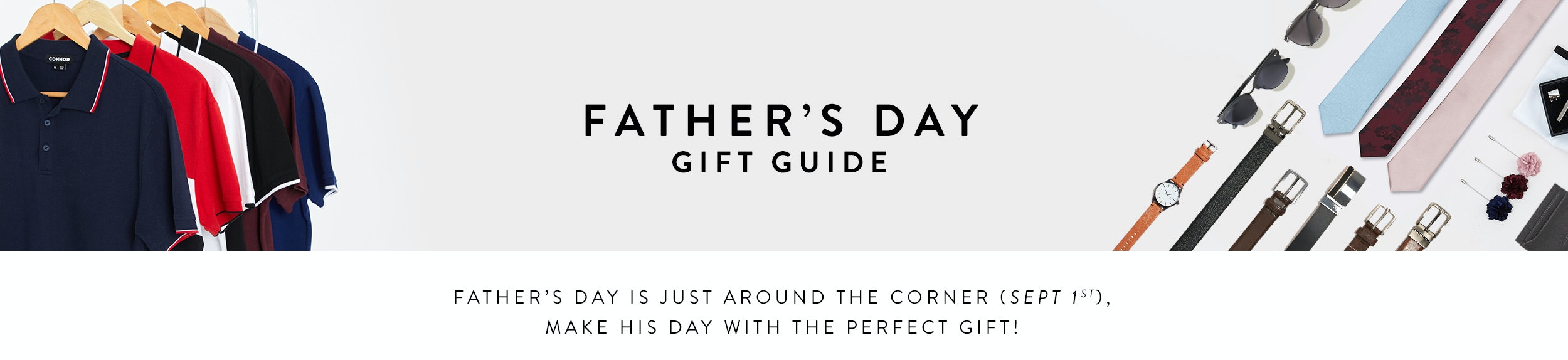 Shop Fathers Day Gift Guide