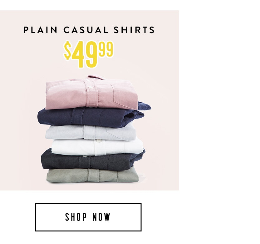 Shop Casual Shirts From $49.99