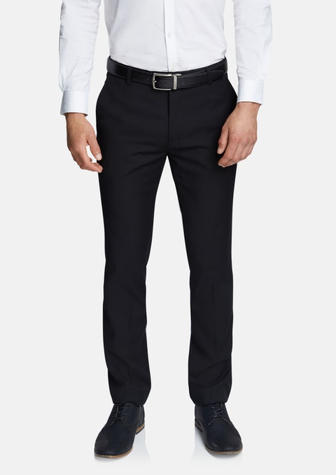 Black Diamond Davis Slim Dress Pant