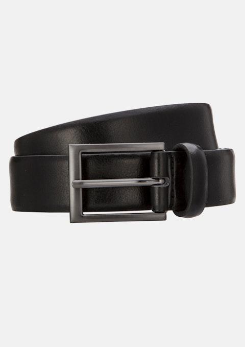 Black Ilkley Casual Belt