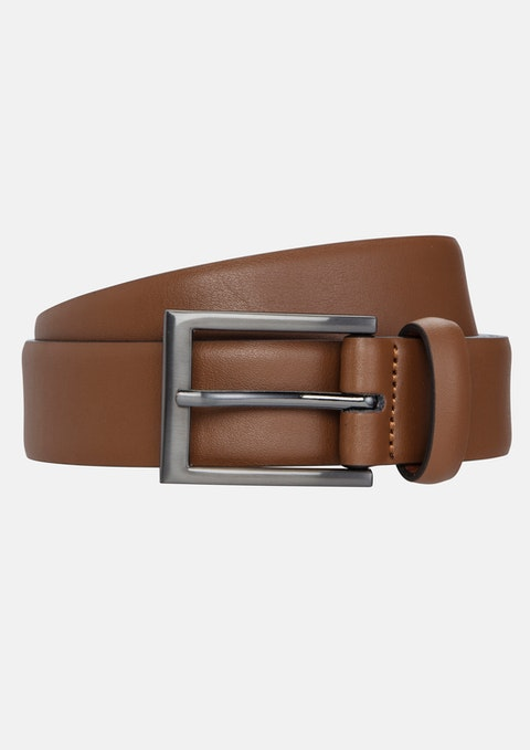 Tan Ilkley Belt