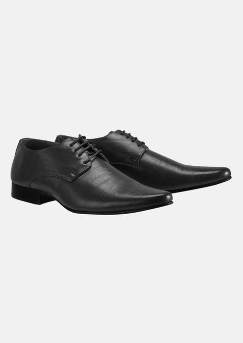 Black Aiden Dress Shoe