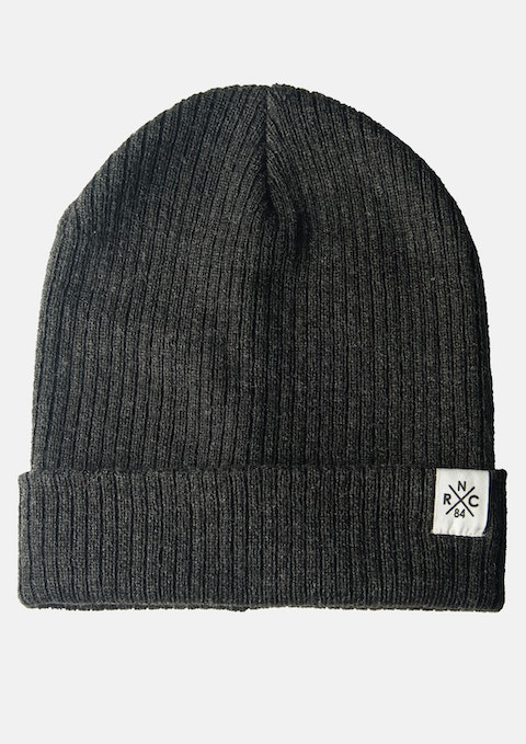 Charcoal Docklands Beanie