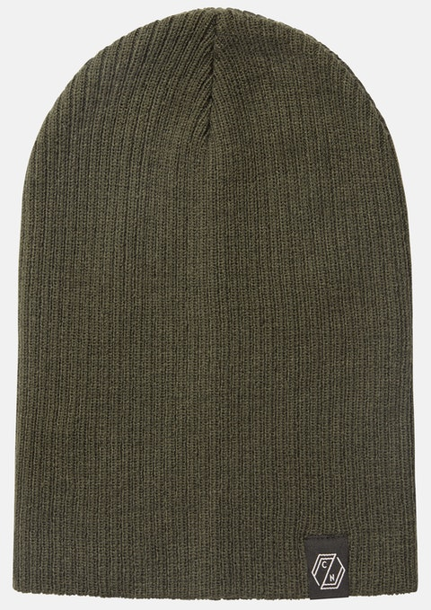Olive Docklands Beanie