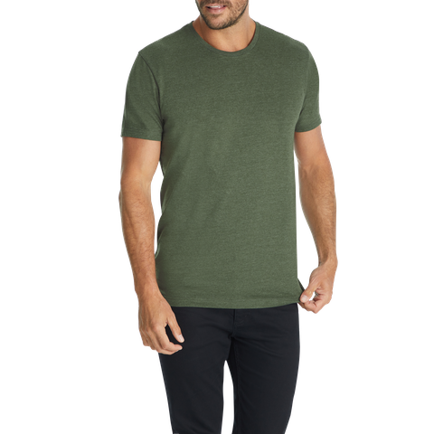 Military Essential Crew Tee by Connor