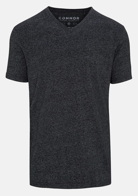 Ash Essential V-neck Tee