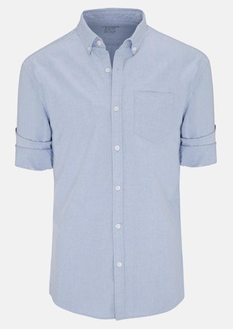 Light Blue Chapman Slim Casual Shirt