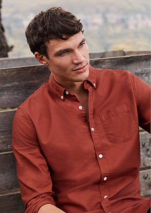 Brick Chapman Slim Casual Shirt