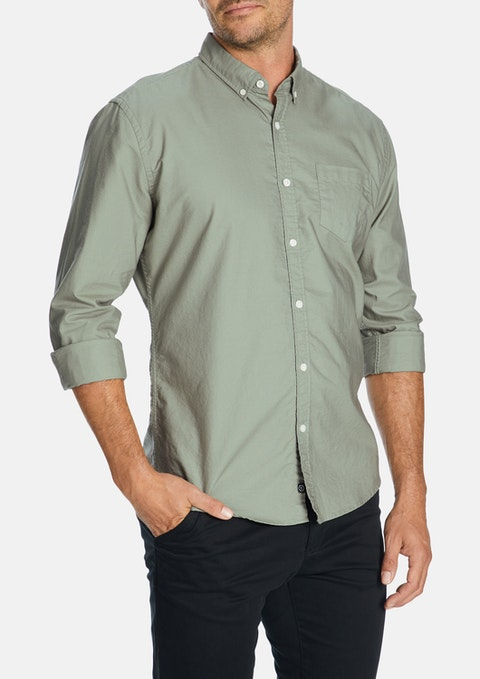 Sage Chapman Slim Casual Shirt