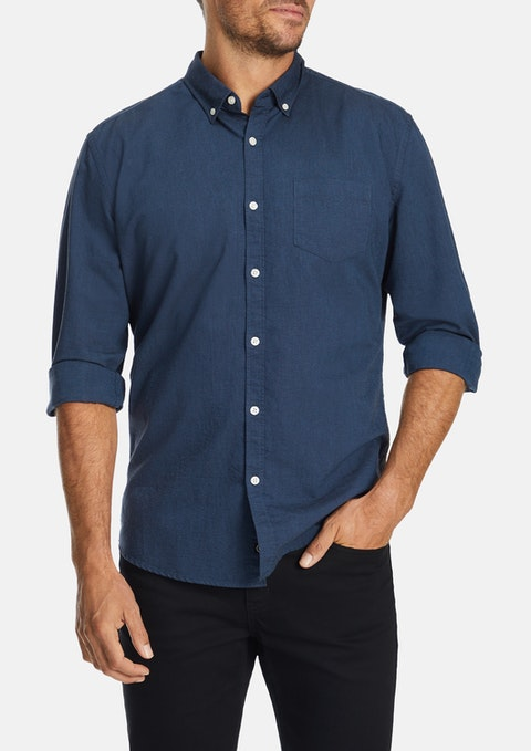 Steel Chapman Slim Casual Shirt