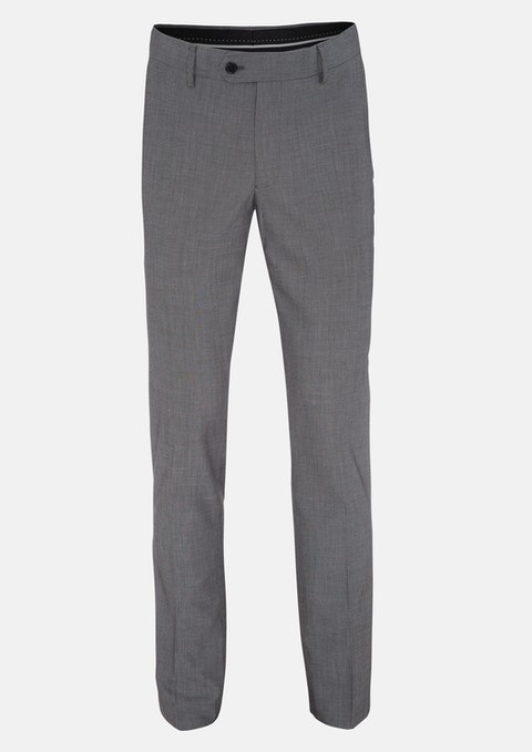Grey Randell Slim Dress Pant