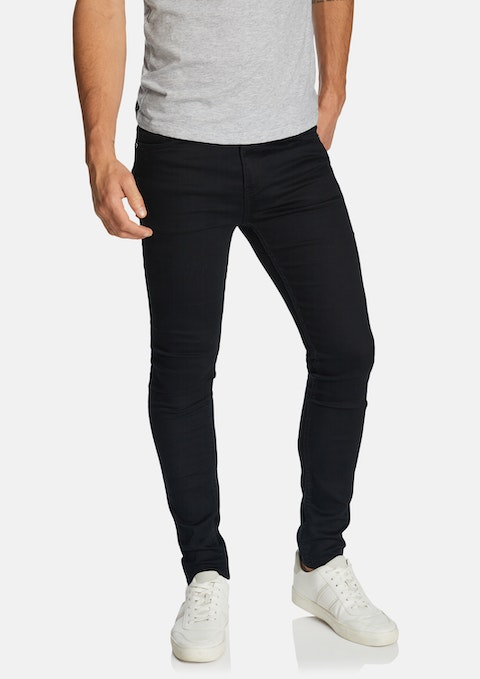 Black Regan Skinny Jean