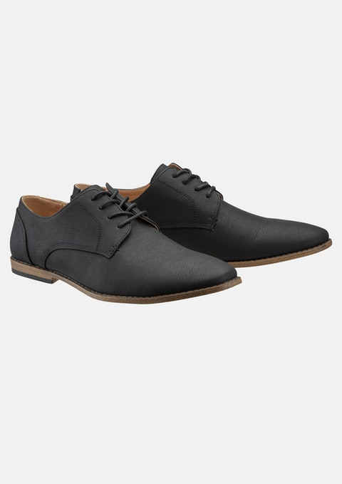 Black Alfington Shoe