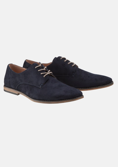 Blue Alfington Shoe