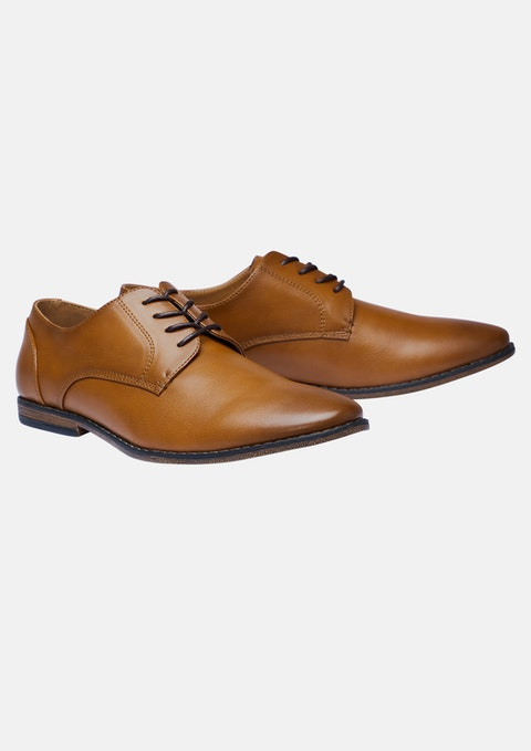 Caramel Alfington Shoe