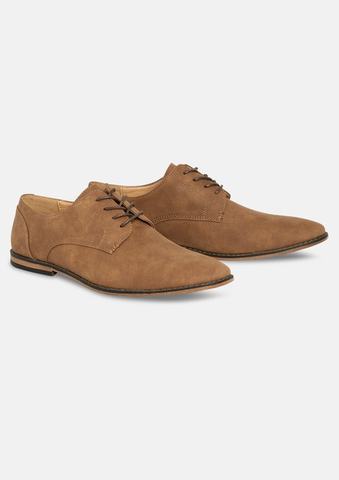 Tobacco Alfington Shoe