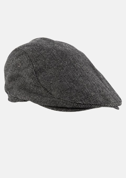 Charcoal Governor Cap
