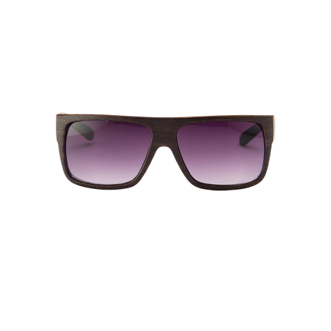 Brown Troy Sunglasses by Connor