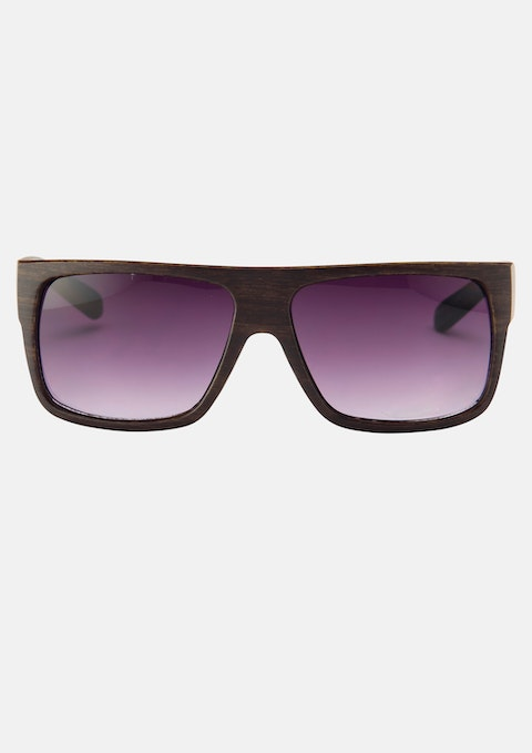 Brown Troy Sunglasses