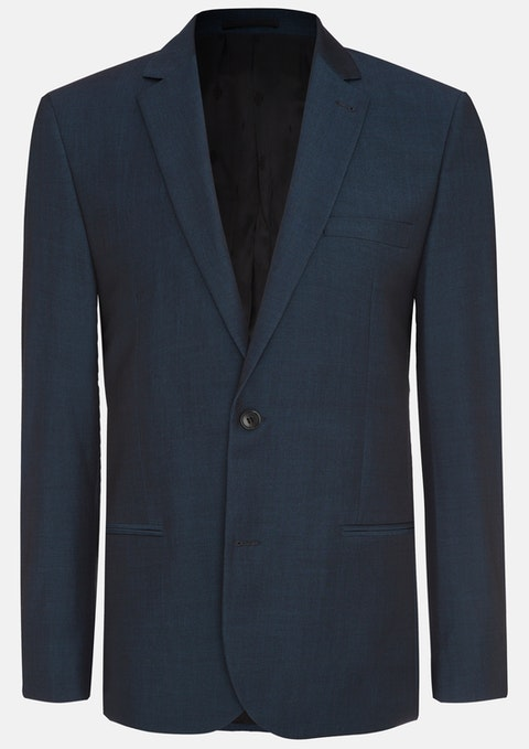 Ink Blake Classic Suit Jacket